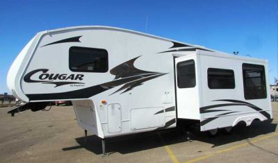 Rent one of our fully equipped RV's